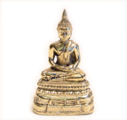 Amithaba Statue Messing 7,5cm