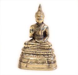 Amoghasidi Statue Messing 7,5cm