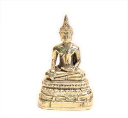 Shakyamuni Statue Messing 7,5cm