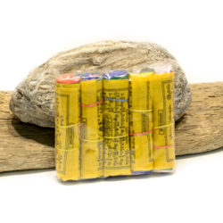 Gebetsfahnen 10er Größe (S) Baumwolle