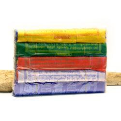 Gebetsfahnen 10er  Größe (XXL) Baumwolle