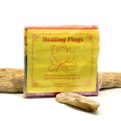 Gebetsfahnen Healing