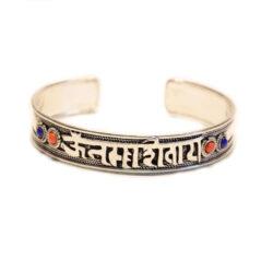 Armreif Om Namah Shivaya