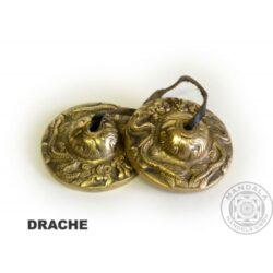 Zimbeln Drache D=6,5cm