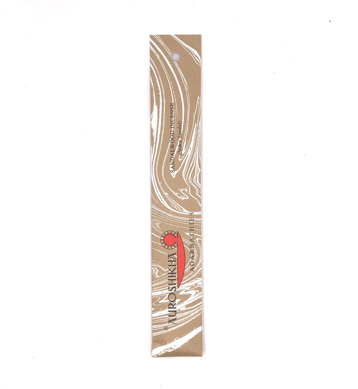 Auroshika – Sandalwood Räucherstäbchen